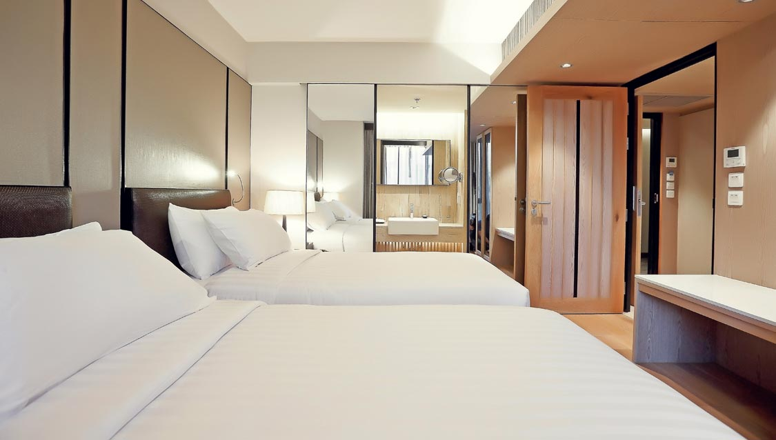 private apartment bangkok suites and two bedroom suite